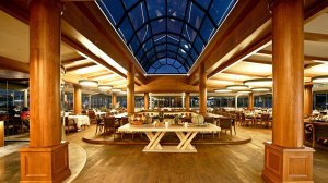 Surplus is a globally famous restaurant, created by one of Turkey's most famous chefs